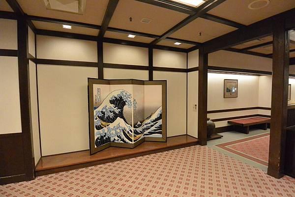 日本千葉県浦安市東京ディズニーランド:れすとらん北齋 (2).JPG