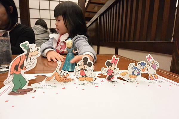 日本千葉県浦安市東京ディズニーランド:れすとらん北齋 (5).JPG
