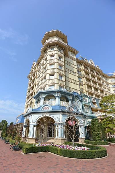 日本千葉県浦安市東京ディズニーランドホテル:外觀 (4).JPG