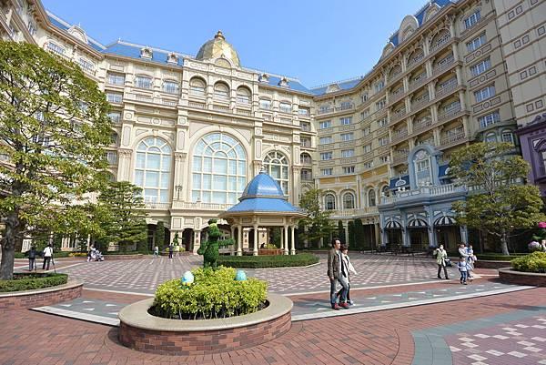 日本千葉県浦安市東京ディズニーランドホテル:外觀 (5).JPG