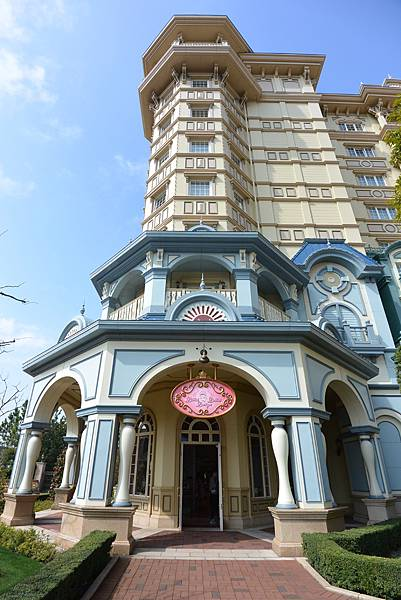 日本千葉県浦安市東京ディズニーランドホテル:外觀 (6).JPG