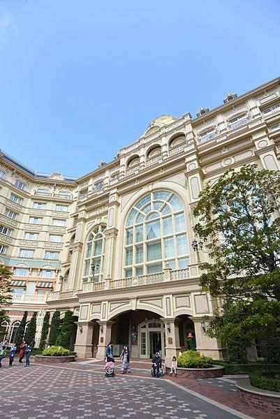 日本千葉県浦安市東京ディズニーランドホテル:外觀 (9).JPG