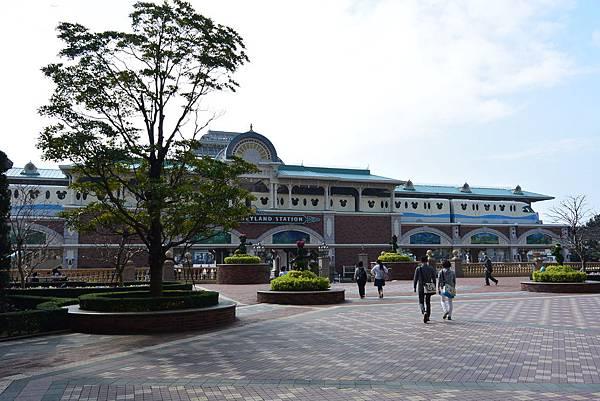 日本千葉県浦安市東京ディズニーランドホテル:外觀 (10).JPG