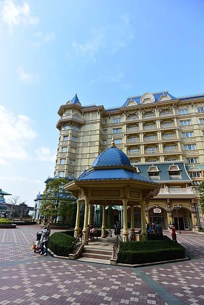 日本千葉県浦安市東京ディズニーランドホテル:外觀 (11).JPG