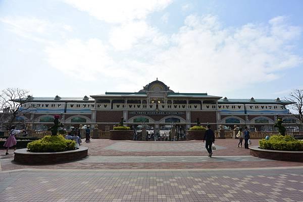 日本千葉県浦安市東京ディズニーランドホテル:外觀 (12).JPG