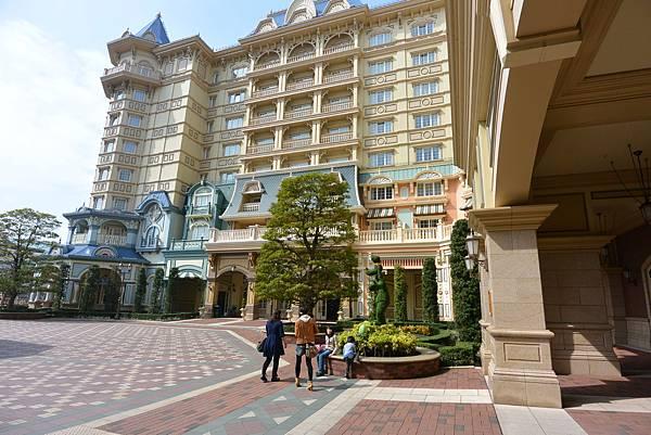 日本千葉県浦安市東京ディズニーランドホテル:外觀 (20).JPG