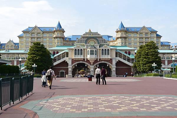 日本千葉県浦安市東京ディズニーランドホテル:外觀 (22).JPG