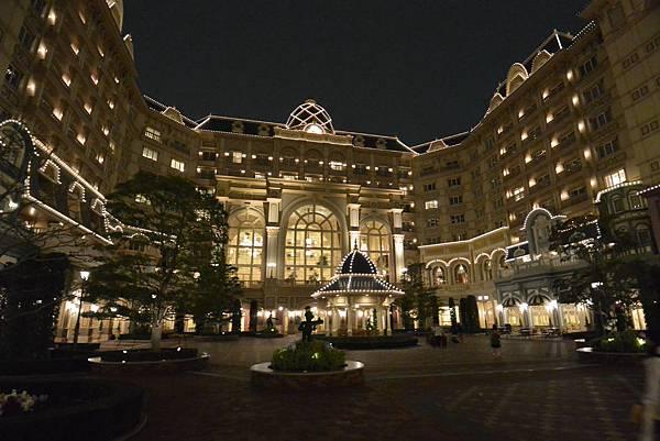 日本千葉県浦安市東京ディズニーランドホテル:外觀 (24).JPG