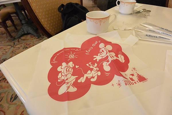 日本千葉県浦安市東京ディズニーランドホテル:ブッフェレストラン シャーウッドガーデン・レストラン (7).JPG