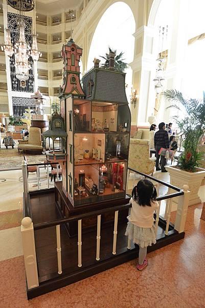 日本千葉県浦安市東京ディズニーランドホテル:ロビー (14).JPG