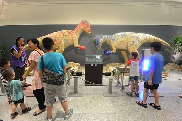 亞亞的白堊紀恐龍見面會 (23).JPG