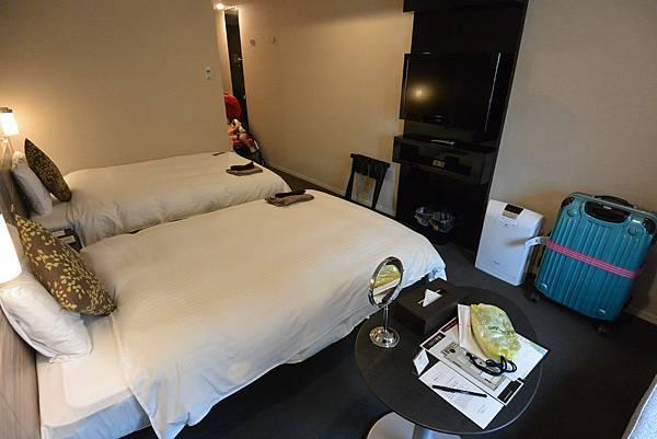日本北海道札幌市三井ガーデンホテル 札幌:スタンダードツイン (3).JPG