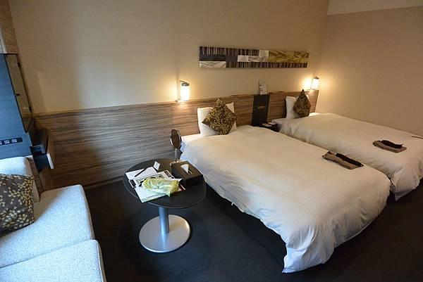 日本北海道札幌市三井ガーデンホテル 札幌:スタンダードツイン (4).JPG