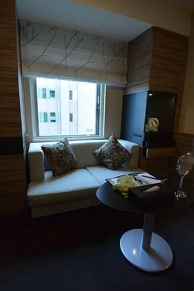 日本北海道札幌市三井ガーデンホテル 札幌:スタンダードツイン (5).JPG