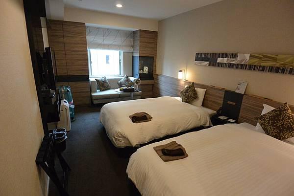 日本北海道札幌市三井ガーデンホテル 札幌:スタンダードツイン (13).JPG