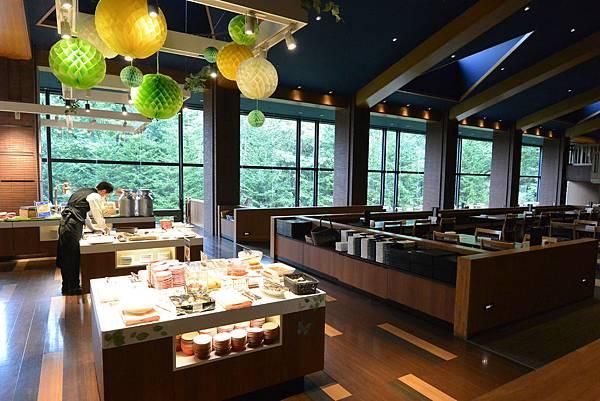 日本北海道勇払郡ホテル アルファトマム:ビュッフェダイニング hal-ハル (4).JPG