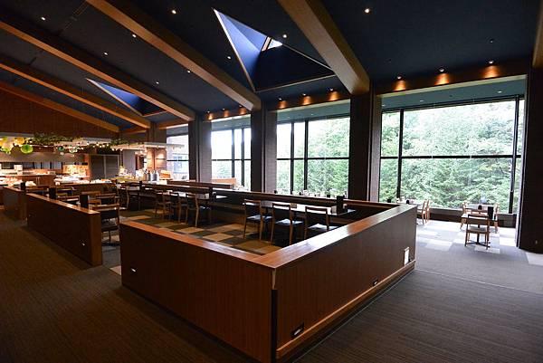 日本北海道勇払郡ホテル アルファトマム:ビュッフェダイニング hal-ハル (6).JPG
