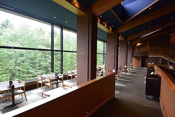 日本北海道勇払郡ホテル アルファトマム:ビュッフェダイニング hal-ハル (9).JPG