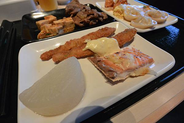日本北海道勇払郡ホテル アルファトマム:ビュッフェダイニング hal-ハル (33).JPG
