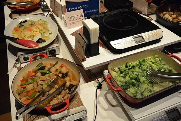 日本北海道勇払郡ホテル アルファトマム:ビュッフェダイニング hal-ハル (36).JPG