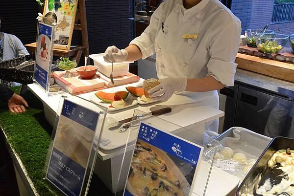 日本北海道勇払郡ホテル アルファトマム:ビュッフェダイニング hal-ハル (44).JPG