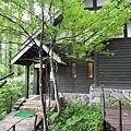 日本北海道富良野市ニングルテラス:珈琲 森の時計 (13).JPG
