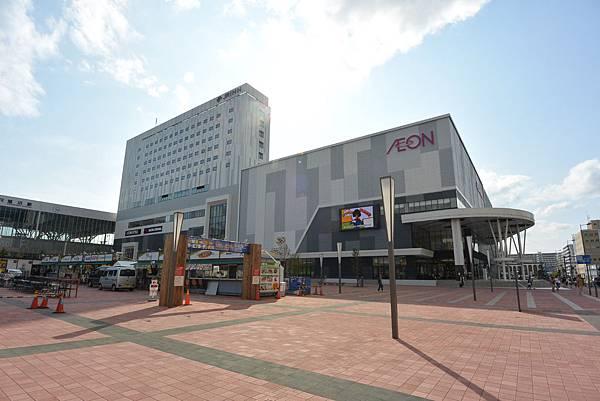 日本北海道旭川市イオンモール旭川駅前 (1).JPG