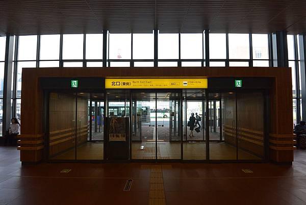 日本北海道旭川市旭川駅 (19).JPG