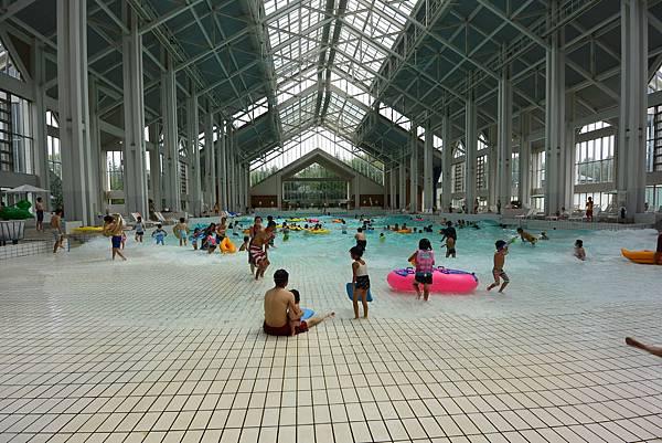 日本北海道勇払郡星野リゾートトマム:ミナミナビーチ (13).JPG