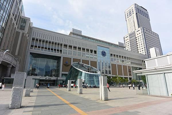 日本北海道札幌市札幌駅 (20).JPG