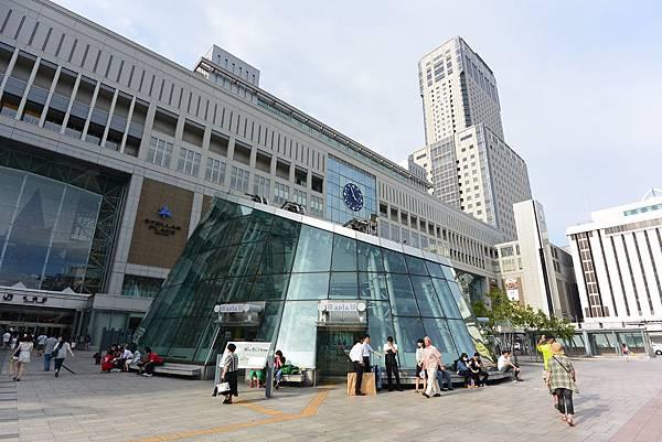 日本北海道札幌市札幌駅 (21).JPG