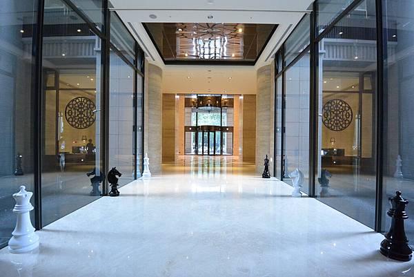 亞亞的台中豪宅初體驗:公共空間 (3).JPG