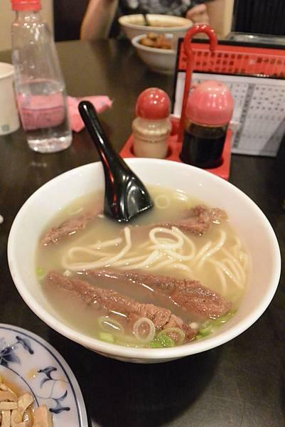 台北市老張牛肉麵店總店 (5).JPG