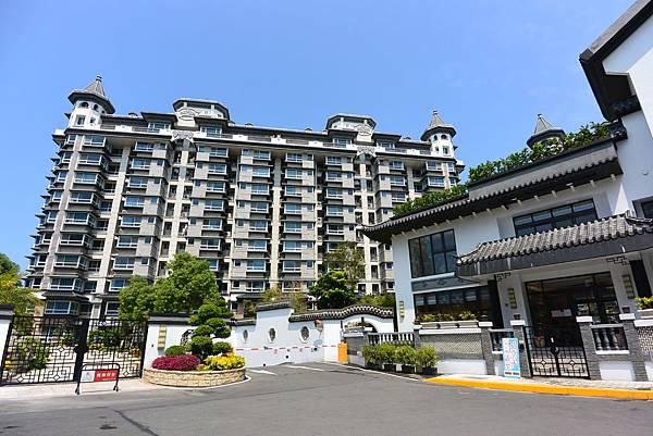 亞亞的淡水豪宅初體驗 (4).JPG