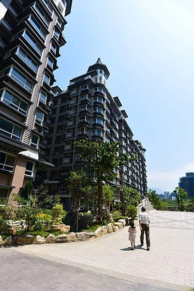 亞亞的淡水豪宅初體驗 (11).JPG