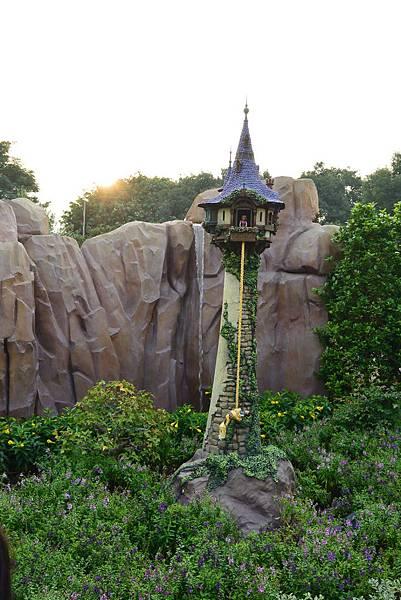 香港迪士尼樂園:童話園林 (6).JPG
