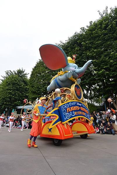 香港迪士尼樂園:迪士尼飛天巡遊 (9).JPG