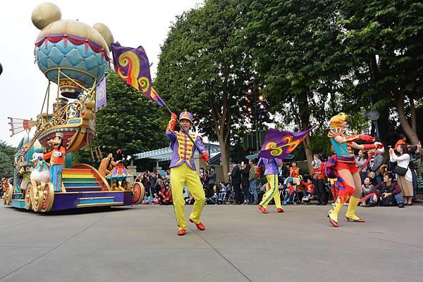 香港迪士尼樂園:迪士尼飛天巡遊 (10).JPG
