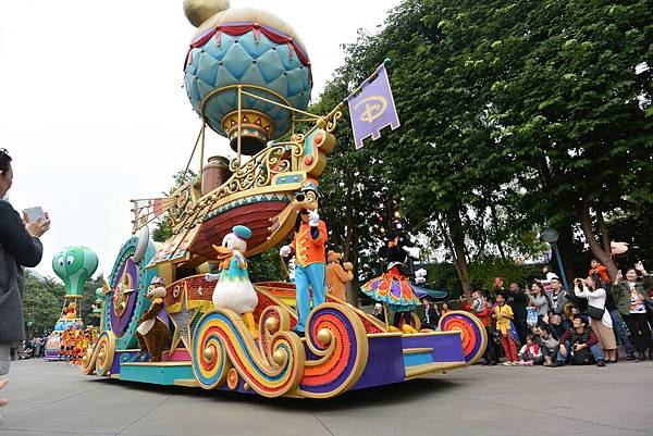 香港迪士尼樂園:迪士尼飛天巡遊 (11).JPG