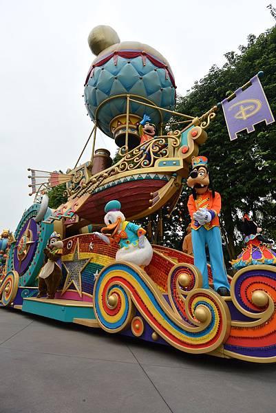 香港迪士尼樂園:迪士尼飛天巡遊 (12).JPG
