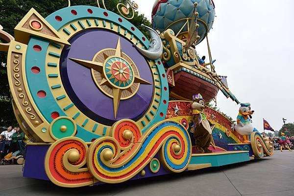 香港迪士尼樂園:迪士尼飛天巡遊 (13).JPG