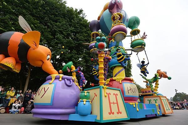 香港迪士尼樂園:迪士尼飛天巡遊 (18).JPG