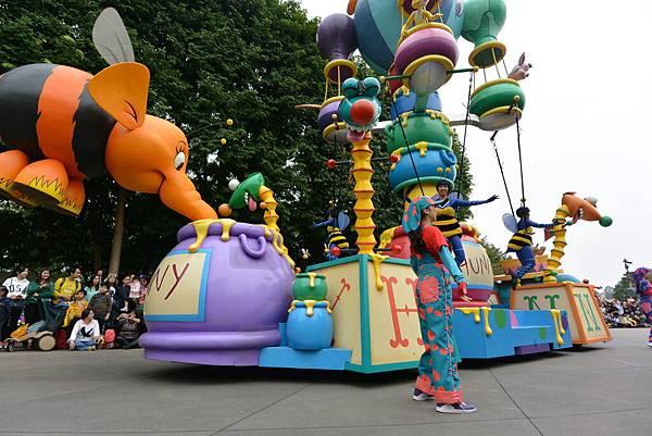 香港迪士尼樂園:迪士尼飛天巡遊 (24).JPG