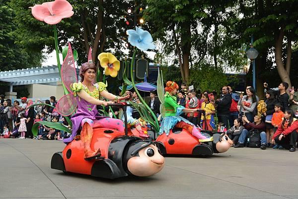 香港迪士尼樂園:迪士尼飛天巡遊 (37).JPG