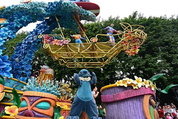 香港迪士尼樂園:迪士尼飛天巡遊 (40).JPG