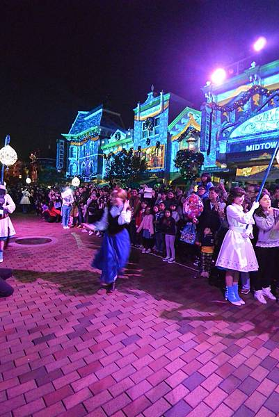 香港迪士尼樂園:《魔雪奇緣》聖誕亮燈禮 (23).JPG