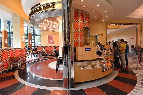 香港迪士尼好萊塢酒店:好萊塢快餐廳 (1).JPG