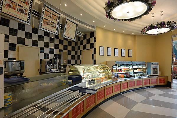 香港迪士尼好萊塢酒店:好萊塢快餐廳 (4).JPG