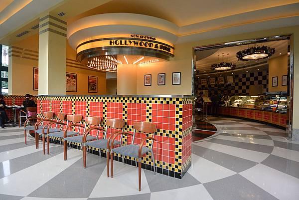香港迪士尼好萊塢酒店:好萊塢快餐廳 (12).JPG