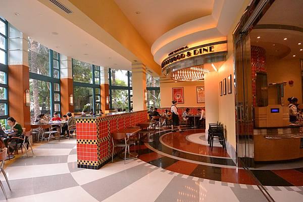 香港迪士尼好萊塢酒店:好萊塢快餐廳 (15).JPG